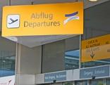 Flughafen Innsbruck, Eingangsbereich