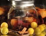 eingelegte Pfirsiche