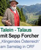 """""""Klingendes Österreich"""" mit Sepp Forcher"""
