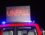 Sujetbild Unfall