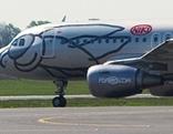 Fly Niki-Flugzeug