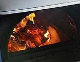 Heizen Ofen Feuer