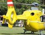 Christophorus Hubschrauber in Terfens