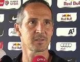 Adi Hütter, Trainer von Red Bull Salzburg