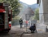 Kabelbrand Umspannwerk Innsbruck