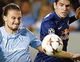 Red Bull Salzburg verliert gegen Malmö in Champions League