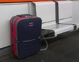 Koffer Verdächtig