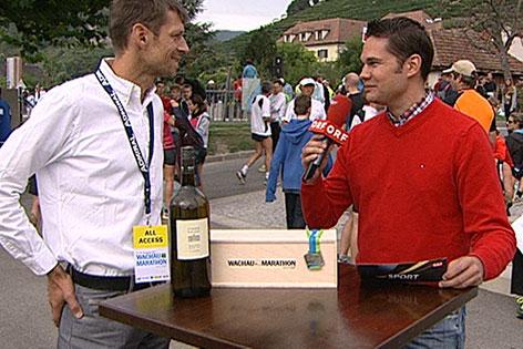Michael Buchleitner und Klaus Fischer