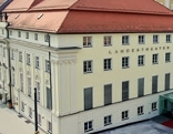 Landestheater, Schauspielhaus Tag, Promenade Linz