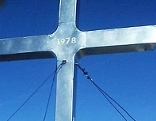 Gipfelkreuz Mittagskogel
