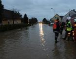 Feuerwehreinsatz Überschwemmung