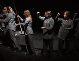 """Theaterstück """"Chorphantasie"""" im Odeion in Salzburg-Mayrwies"""