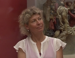 Petra Kronberger im Landesmuseum