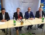 PK Verfassungsreform Illedits, Niessl, Steindl, Strommer