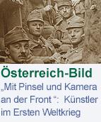 Österreich-Bild Künstler im Ersten Weltkrieg