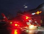 Rega Helikopter Symbolbild