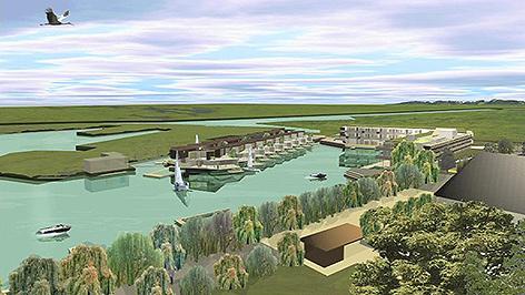 Pläne für neues Seehotel