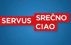 Servus Srecno Ciao Logo