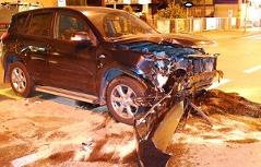 Unfall mit scchwangerer Frau