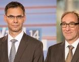 Markus Wallner und Johannes Rauch