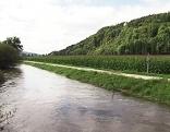 Glan Hochwasser