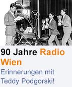 Historische Radioproduktion