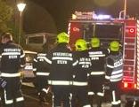 Ein Toter bei Zimmerbrand in Steyr
