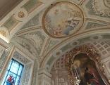 Fresken in der Pfarrkirche Parndorf
