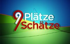 """Logo """"9 Plätze, 9 Schätze"""""""