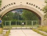 Martinek Kaserne in Baden