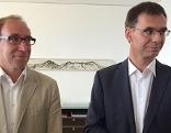 Johannes Rauch und Markus Wallner