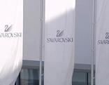 Swarovski-Fahnen
