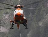 Klettersteiggeher verletzt Berchtesgadener Land Rotes Kreuz Untersberg Bergwacht