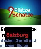 """Logo der Sendung """"9 Plätze, 9 Schätze"""""""