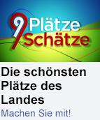Neun Plätze Logo