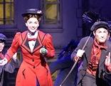 """Fotoprobe zu """"Mary Poppins"""" am Dienstag, 23. September 2014 im Ronacher in Wien"""