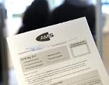 Antrag auf Arbeitslosengeld