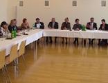 Bildungsgipfel im Landhaus in Sankt Pölten