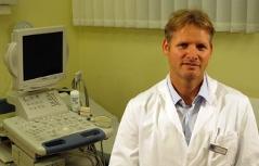 Dr.Georg Galvan, Facharzt für Innere Medizin und ärztlicher Leiter der Privatklink Bad Vigaun