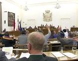 Plenumssitzung im Salzburger Landtag