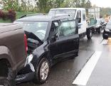 Unfall Autobahnabfahrt