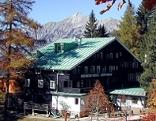 Biohotel Grafenast im Herbst