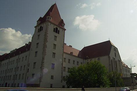Theresianische Militärakademie Wiener Neustadt