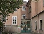 Gebäude der 3. Medizin in den Salzburger Landeskliniken