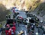 Unfall Seeberg Drei Verletzte