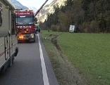 Unfall bei Weißbach