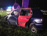 Verkehrsunfall in Maissau