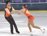Miriam Ziegler und Severin Kiefer