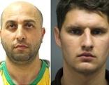 Bilder Festgenommene