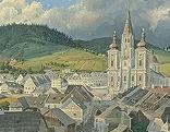 Eduard Gurk, Gnadenkirche Mariazell